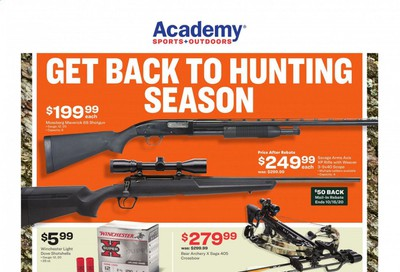 Academy Sports Weekly Ad August 17 to August 23