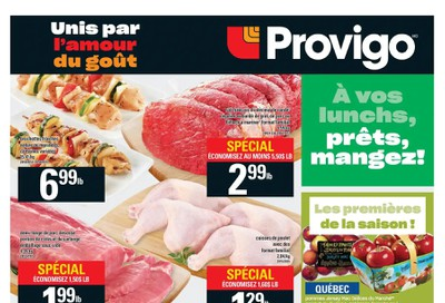 Provigo Flyer August 20 to 26