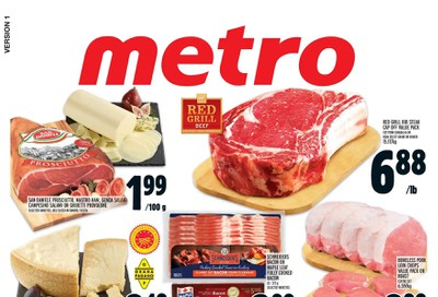 Metro (ON) Flyer August 20 to 26