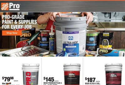 The Home Depot Weekly Ad August 17 to August 24