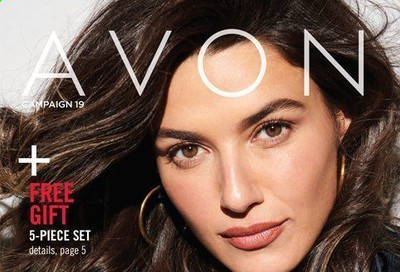 Avon Weekly Ad August 18 to August 31