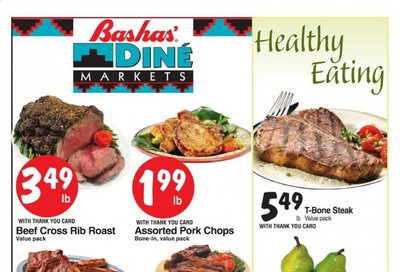 Bashas (AZ, NM) Weekly Ad August 19 to August 25