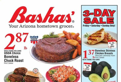 Bashas (AZ) Weekly Ad August 19 to August 25