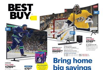Best Buy Flyer September 13 to 19