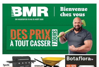 BMR Flyer August 19 to 25