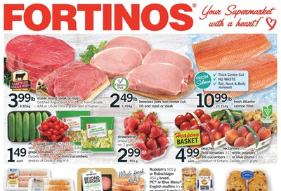 Fortinos Flyer August 20 to 26
