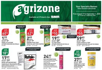 BMR Agrizone Flyer August 19 to September 1