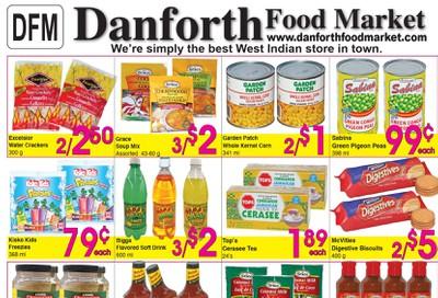 Danforth Food Market Flyer August 20 to 26