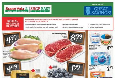 Shop Easy & SuperValu Flyer August 21 to 27