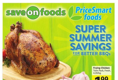PriceSmart Foods Flyer August 20 to 26