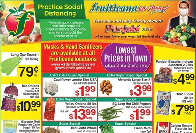 Fruiticana (BC) Flyer August 20 to 26