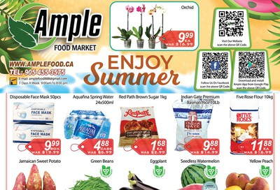 Ample Food Market Flyer August 21 to 27