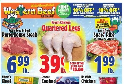Western Beef Weekly Ad August 20 to August 26
