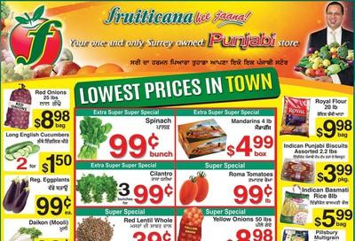 Fruiticana (BC) Flyer November 22 to 27