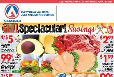 Associated Supermarkets Weekly Ad August 21 to August 27