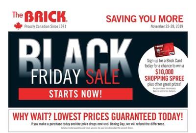 The Brick Flyer November 22 to 28