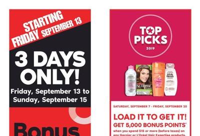 Shoppers Drug Mart (ON) Flyer September 14 to 20