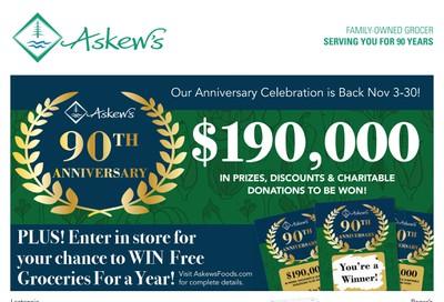Askews Foods Flyer November 24 to 30