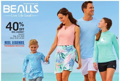 Bealls Florida Weekly Ad August 23 to August 29