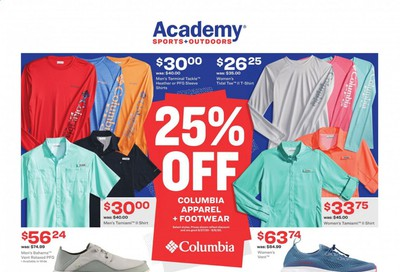 Academy Sports Weekly Ad August 24 to August 30