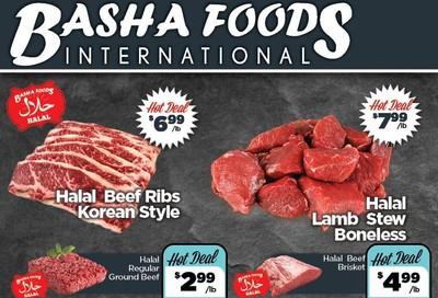 Basha Foods International Flyer August 20 to September 2