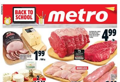 Metro (ON) Flyer August 27 to September 2