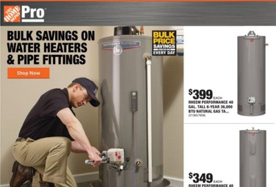 The Home Depot Weekly Ad August 24 to August 31