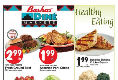 Bashas (AZ, NM) Weekly Ad August 26 to September 1
