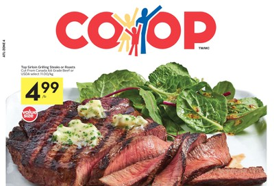 Foodland Co-op Flyer August 27 to September 2