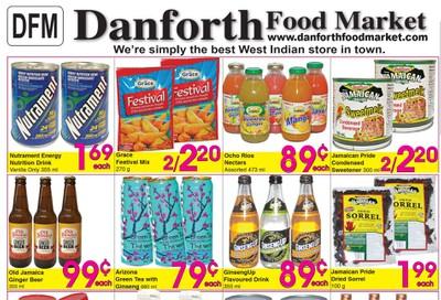 Danforth Food Market Flyer August 27 to September 2