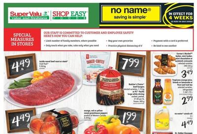 Shop Easy & SuperValu Flyer August 28 to September 3