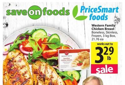 PriceSmart Foods Flyer August 27 to September 2