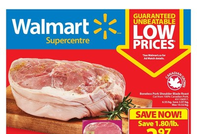 Walmart Supercentre (ON) Flyer September 12 to 18
