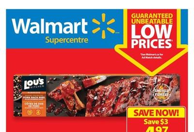 Walmart Supercentre (West) Flyer September 12 to 18