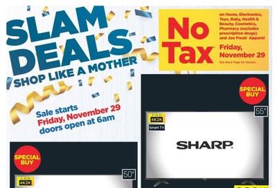 Real Canadian Superstore (ON) Black Friday Flyer November 29 to December 4, 2019