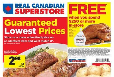 Real Canadian Superstore (ON) Flyer November 28 to December 4