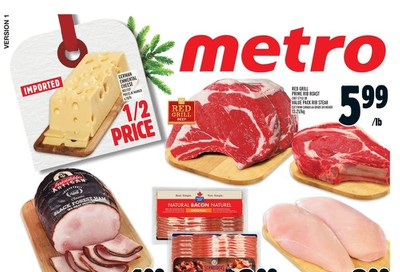 Metro (ON) Flyer November 28 to December 4