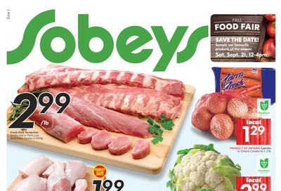 Sobeys (ON) Flyer September 12 to 18