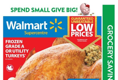 Walmart Supercentre (ON) Flyer November 28 to December 4