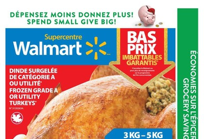 Walmart Supercentre (QC) Flyer November 28 to December 4