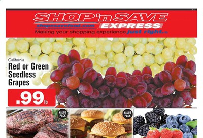Shop 'n Save (Pittsburgh) (MD, PA, WV) Weekly Ad August 29 to September 4