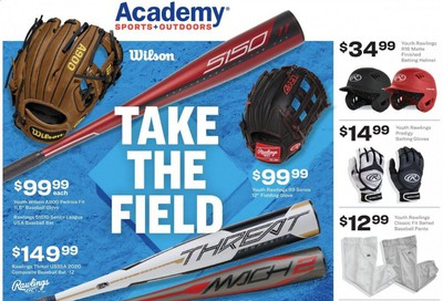 Academy Sports Weekly Ad August 30 to September 13