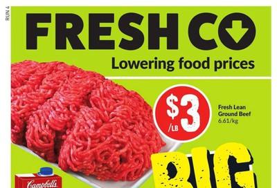 FreshCo (West) Flyer November 28 to December 4