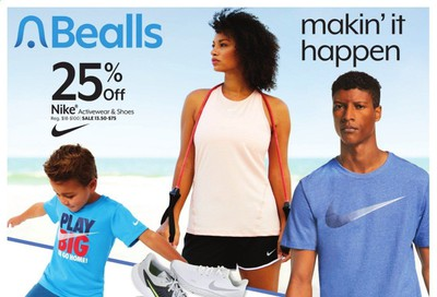 Bealls Florida Weekly Ad August 30 to September 5