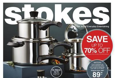 Stokes Flyer August 25 to September 27