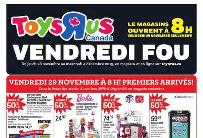 Toys R Us (QC) Flyer November 28 to December 4