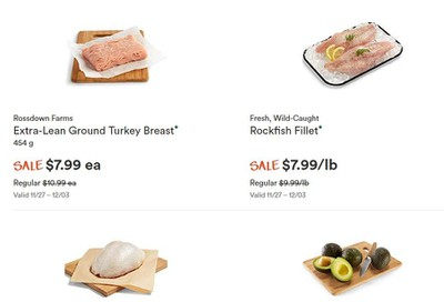 Whole Foods Market (West) Flyer November 27 to December 3