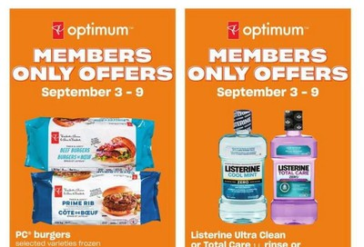Loblaws (ON) Flyer September 3 to 9
