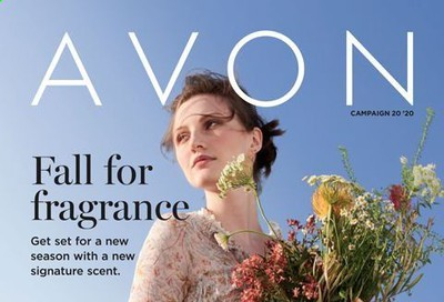 Avon Weekly Ad September 1 to September 14