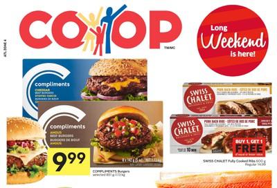 Foodland Co-op Flyer September 3 to 9